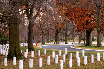 Arlington National Cemetery, Washington DC, America