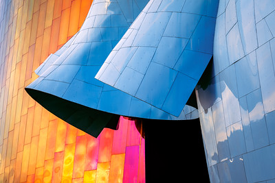 Emp Museum, Seattle, Washington, America