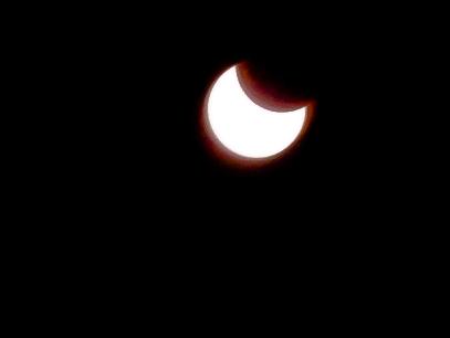 Solar Eclipse 10/23/14