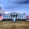 Washington DC: White House Sunrise