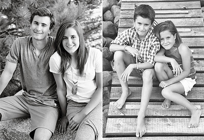 Two of my favorite portraits of my kids from film to digital.