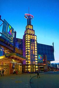 Metropolis at Metro Town –– Vancouver BC Canada