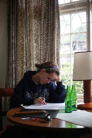 Forced to do homework!