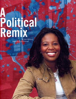 Political Remix Tearsheet