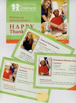 Children's Healthcare of Atlanta Tearsheet