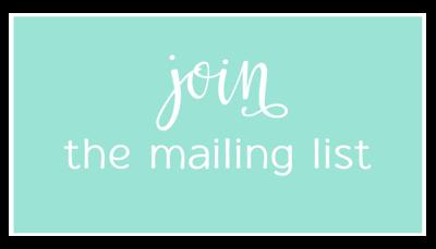 mailing list button