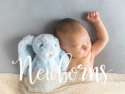 newbornsbutton