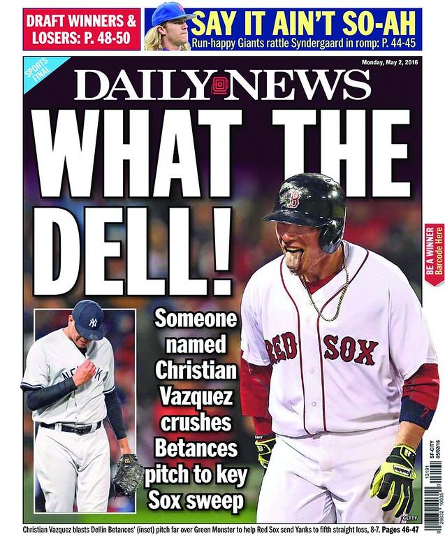 New York Daily News
