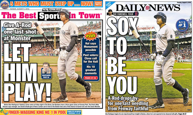 New York Post & New York Daily News