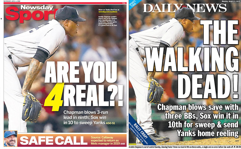 Newsday & New York Daily News