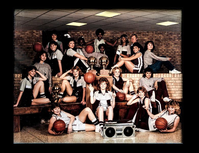 Girls State Champions, 1986