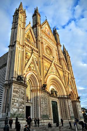 """""""Orvieto Cathedral"""" - Orvieto, Italia"""