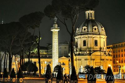 """Trajan's Column - Spiral Accomplishments"" - Roma"