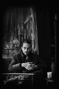 Coffee Shop Patron
