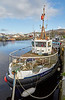 Llanreath at Girvan Harbour - 6 March 2017