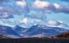 Hills over Arran - 6 April 2021