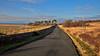 Road on the Isle of Arran - 18 November 2014