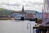 PS Waverley - Approaching Largs - 12 July 2012