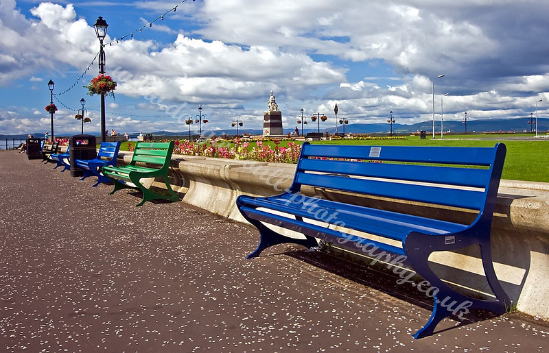 Colourful Seats