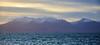 Isle of Arran from Portencross - 18 January 2020