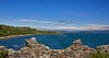 From the Castle at Wee Cumbrae - 13 June 2021