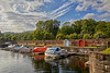 Bowling Basin Marina - 28 July 2019