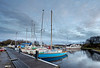 Bowling Basin Marina - 25 November 2012