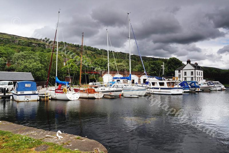 Bowling Basin Marina - Small Boats