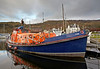 "Heritage Lifeboat ""Storm"" in Bowling Basin Marina - 25 November 2012"