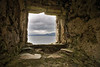 Through the Portal at Old Castle Lachlan - 2 August 2016