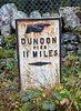 Dunoon Milestone at Loch Striven - 5 November 2018