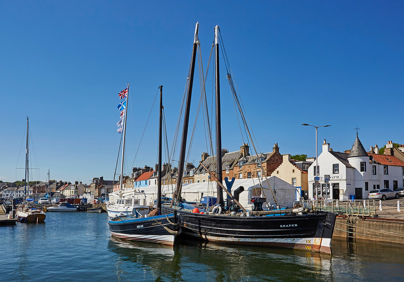 Harbour at Anstruther - 26 May 2017