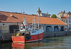 'Charisma' at Pittenweem Harbour - 26 May 2017