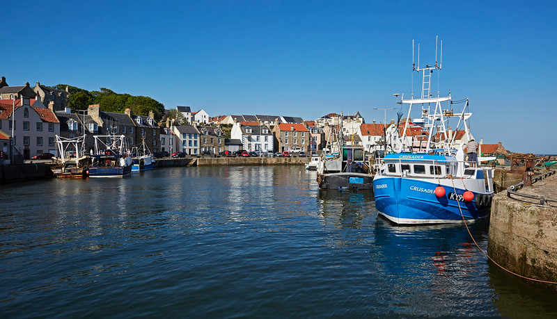 Harbour at Pittenweem - 26 May 2017