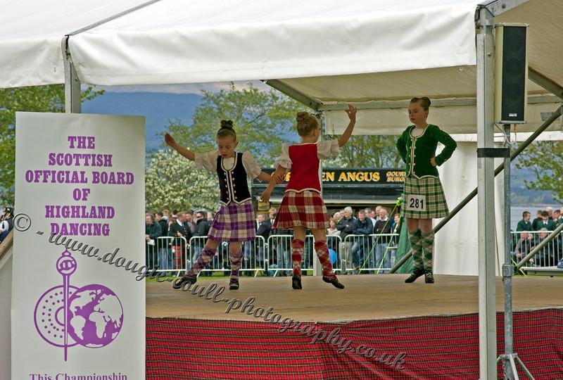 Girls - Highland Dancing