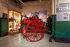 Hand Cart - Strathclyde Fire & Rescue Museum - 7 July 2012