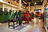 Main Hall - Strathclyde Fire & Rescue Museum - 7 July 2012