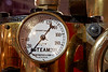Steam Pressure Dial - Strathclyde Fire & Rescue Museum - 7 July 2012