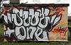 Graffiti - But Arty - Greenock Cemetery, Inverkip Street
