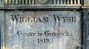 Inverkip Street Cemetery - Greenock - Headstone