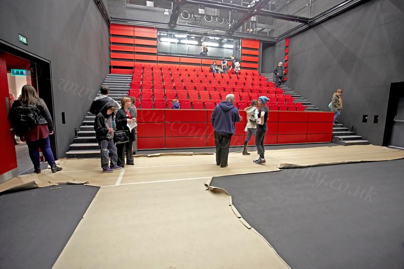 Beacon Arts Centre Studio - 5 January 2013