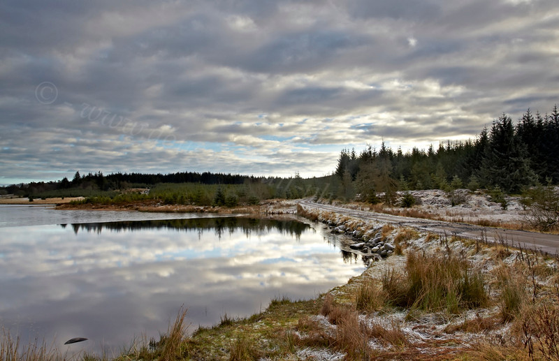 Gryffe Reservoir - 30 November 2012