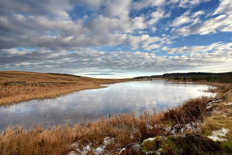 Gryffe Reservoir - 30 November 20120
