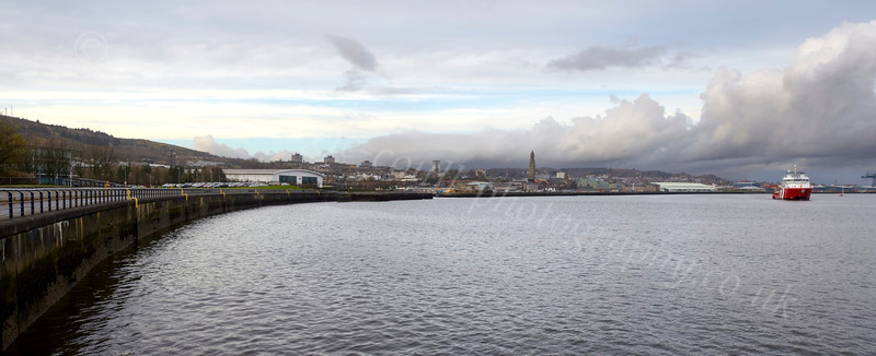 Waterfront - Greenock - 21 November 2012