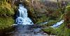 Waterfall at the Cut in Greenock - 30 November 2015