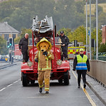 Scottish Fire and Rescue Service Heritage Trust Parade  Greenock - 19 August 2017