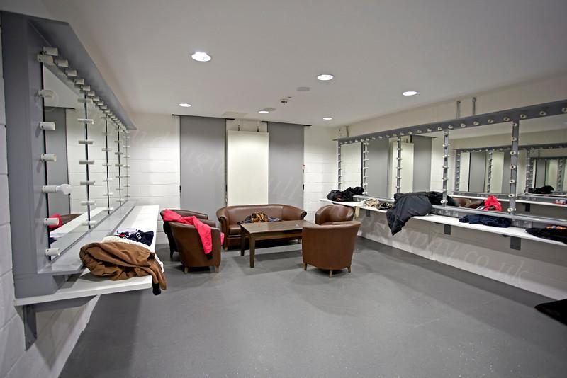 Beacon Arts Centre Dressing Room - 5 January 2013