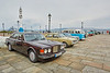 Vintage Cars at Custom House Quay - 7 May 2016