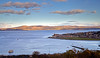 View from Tower Hill in Gourock - 1 November 2012