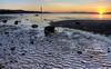 Lunderston Bay - Sunset